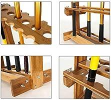 4 x Angelrutenhalter Montierbar Schwarze Halterung f/ür Angeln Ruten 6cm