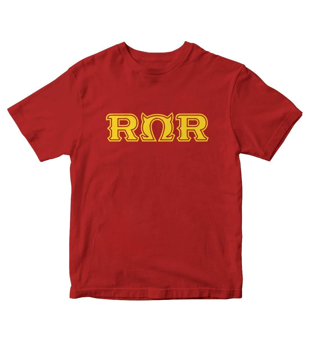Roar Omega Roar Monster University Red Shirt S M115