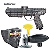 Cheap JT ER4 RTP .68Cal Paintball Kit Includes Guardian Goggle, 15G Co2 Jetts, Small Loader, Smoke
