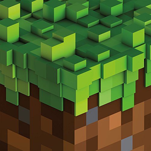 Minecraft Volume Alpha (Transparent Green -