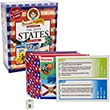 Educational US History Card Game - Professor Noggin's 50 States - Special Edition