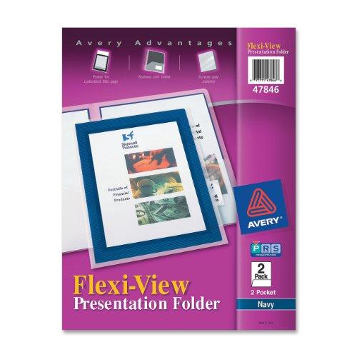 AveryFlexi-View Two-Pocket Polypropylene - Flexi View Two Pocket Folders Shopping Results