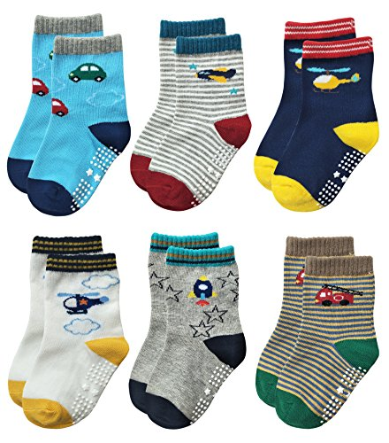 Cotton Walking Socks - 6