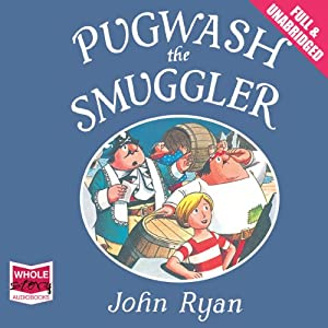 Pugwash the Smuggler Audiobook