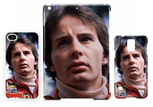 Gilles Villeneuve iPhone 7 cellulaire cas coque de téléphone cas, couverture de téléphone portable