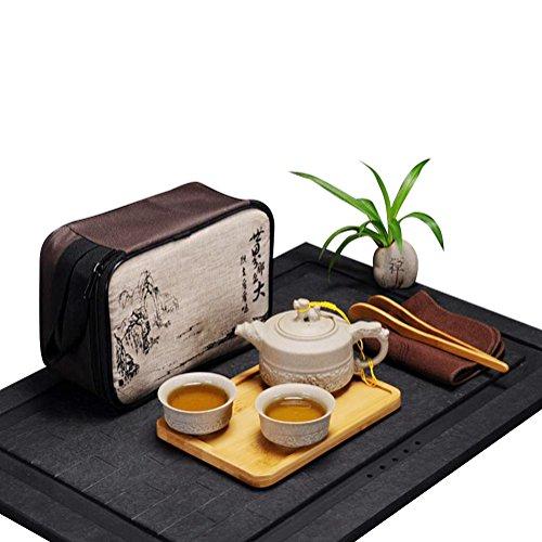 Japanese Teacup Set - 5