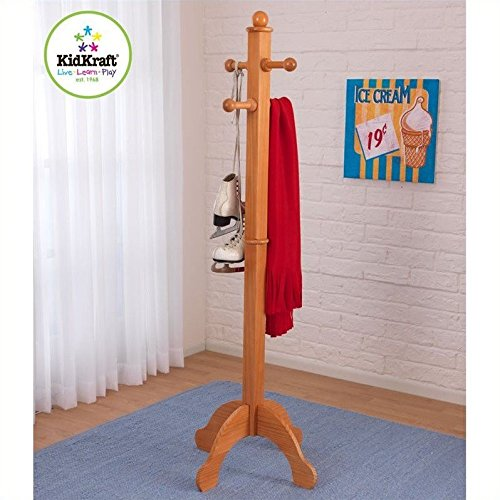 Price comparison product image KidKraft Deluxe Clothes Pole,  Honey