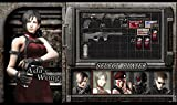 Resident Evil 4 [Wii Edition] 100% Unlocked Complete Memory Card