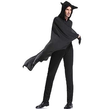 Heilsa Halloween Fledermaus Kostum Umhang Party Dress Up Diy Umhang