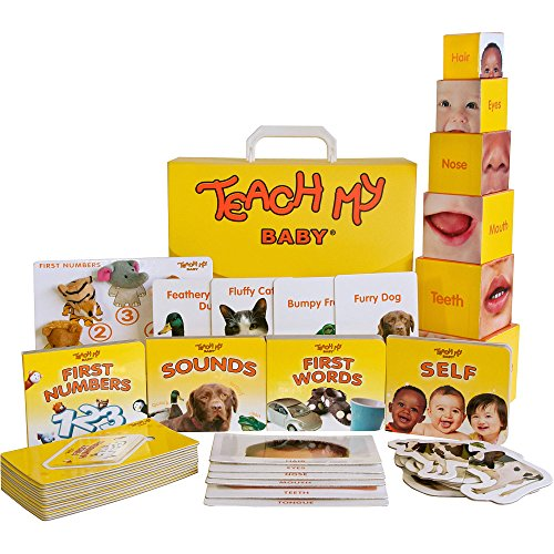 Teach My Baby Learning Educational Toy Kit
