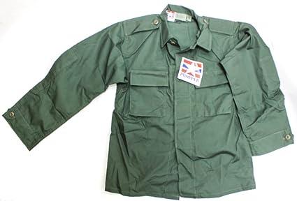 Amazon.com: Propper BDU Escudo Camisa Med/Largo Militar ...