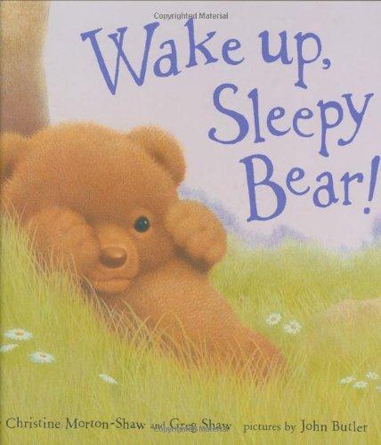 Wake Up, Sleepy Bear