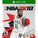 NBA 2K18 for Xbox One or PS4