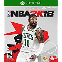 NBA 2K18 for Xbox One or Nintendo Switch