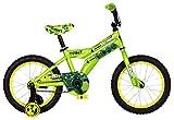 ninja bikes for kids - Teenage Mutant Ninja Turtles Boy's Bicycle, Green, 16