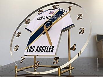 MLS MAJOR LEAGUE SOCCER CAMISETAS FÚTBOL KIT LOTMUSIC RELOJES - - CUALQUIER NOMBRE, CUALQUIER NÚMERO, CUALQUIER EQUIPO! Los Angeles Galaxy MLS: Amazon.es: ...