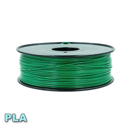 WSHZ Filamento de Impresora 3D PLA Plus, filamento ABS de 1.75 mm ...