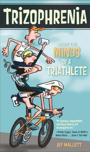 Amazon trizophrenia inside the minds of a triathlete ebook trizophrenia inside the minds of a triathlete by jef mallett fandeluxe Images