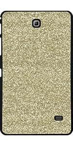 Funda para Samsung Galaxy Tab 4 (7 pulgadas) - Brillo Del Oro