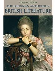 Longman Anthology of British Literature, Volume 1C, The: The Restoration and the Eighteenth Century