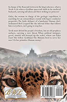 Red Leopard (Chronicles of Kassouk Book 2)