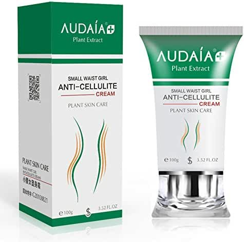 Advanced Slimming Cream — Clinically Proven to Breakdown Excess Fat — Stimulates Circulation and Accelerates Metabolism — Works on Thighs, Abdomen, Buttocks, Arms and More — Safe and Effective