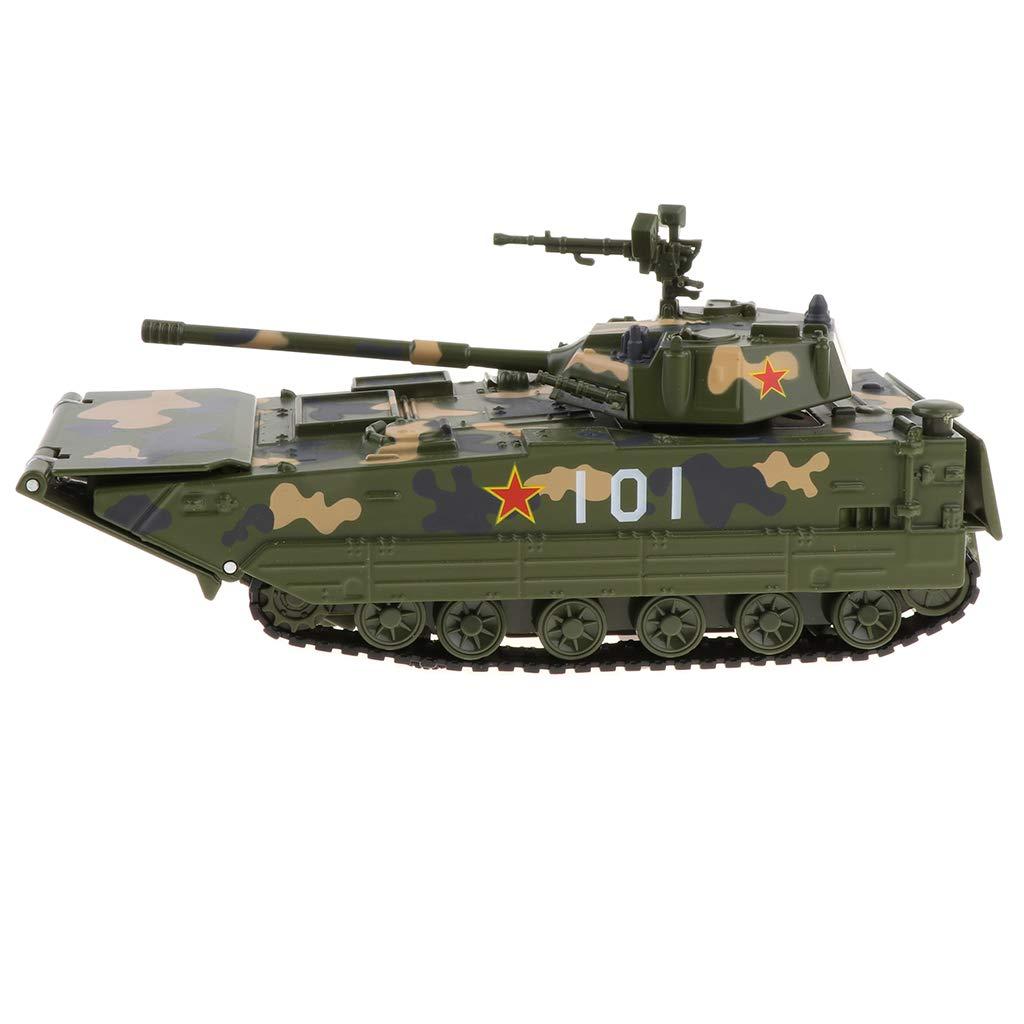 Homyl 1:50 Tanques de Batalla Militares de Modelo Regalo ...