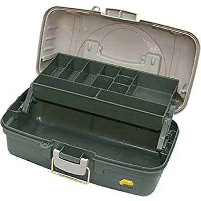 Plano___ 6134-03 Large 3-Tray with Top Access Tackle Box