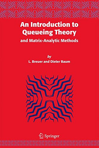 An Introduction to Queueing Theory: and Matrix-Analytic Methods