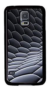 Samsung Galaxy S5 3D Visual Design PC Custom Samsung Galaxy S5 Case Cover Black