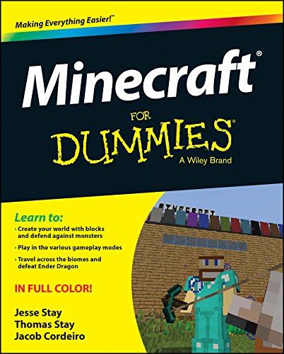 Monster Online Manual - Minecraft For Dummies
