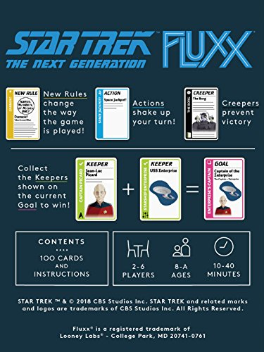 Star Trek TNG FLuxx