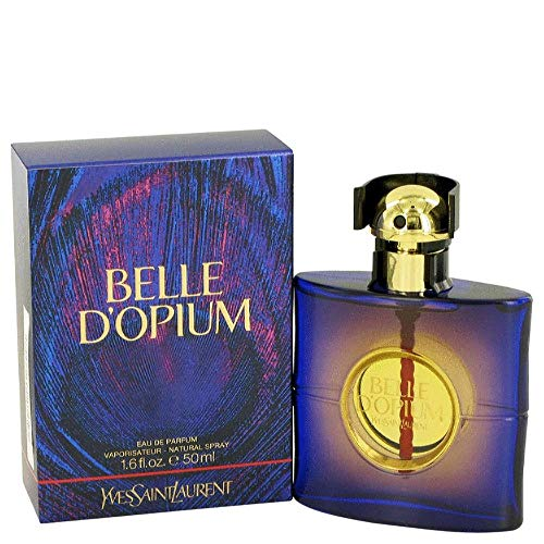 Belle D' Opium By Yves Sàint Laurent Eau De Parfum Spray 1.6 OZ.