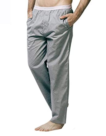 Battercake Pijamas De Hombre para Hombres Pantalones De ...