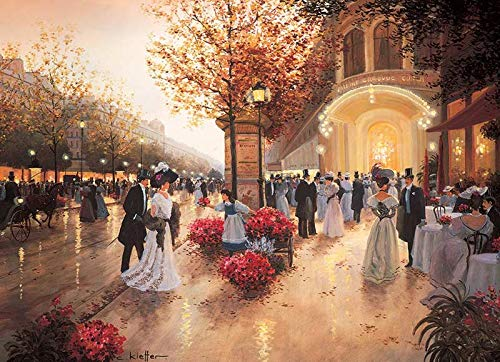 Cobble Hill An Evening At The Theatre Jigsaw Puzzle (1000 Piece)