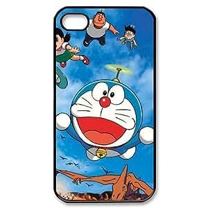 Doraemon Custom Back Cover Case for iPhone 4 4S