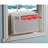 Hammacher Schlemmer The All Season Air Conditioning/Heater Window Unit 12,000 BTU's