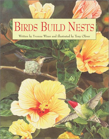 Image result for Birds Build Nests by Yvonne Winer (Charlesbridge)