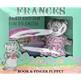 Frances Book and Finger Puppet