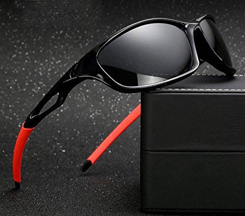 Hommes De Outdoors C Polarized Glasses Soleil Soleil Pour Lunettes De Sunglasses Riding Lunettes Wind Sports BqpxCEX