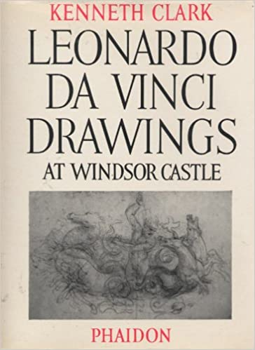 leonardo da vinci drawings at windsor castle volume 1 text