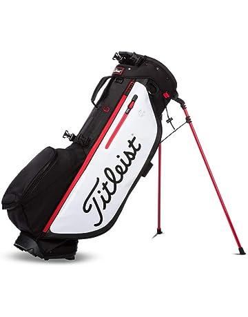 65c1aa97958c93 TITLEIST Borsa per Mazze da Golf Players 4+. Colore Nero/Bianco, da