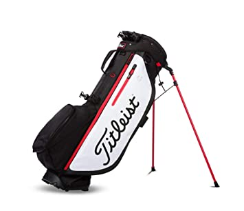 Titleist Bolsa para Palos de Golf. Players 4+. Color Negro ...