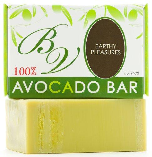 Avocado Bar Soap (Earthy Pleasures)