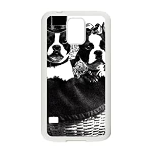 Cute gentle dog Cell Phone Case for Samsung Galaxy S5