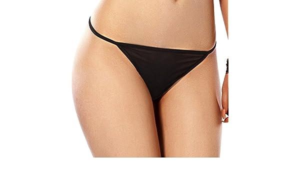 85965df9b58 Gaweb Women Sexy Rhinestone Decor Erotic G-String T-Back Thongs Plus Size  Panties at Amazon Women's Clothing store: