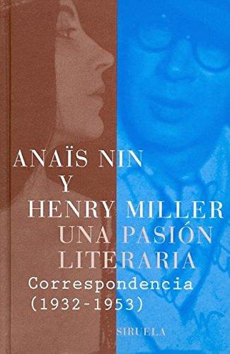 Una Pasión Literaria: Correspondencia