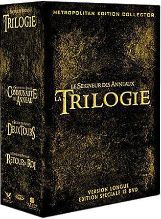dernière remise offre la qualité d'abord Le Seigneur des Anneaux, La Trilogie Intégrale Versions ...