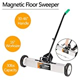 24/36 Inches Heavy Duty Magnetic Sweeper, Magnetic