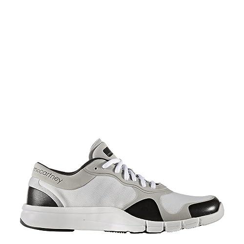 adidas Stella McCartneyADIPURE - Zapatillas Fitness e Indoor - Universe/White/Solid Grey: Amazon.es: Zapatos y complementos